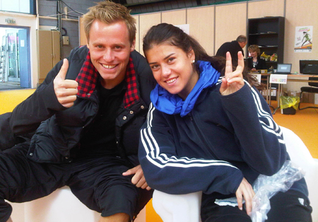 Mats en Sorana