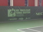 NEC Wheelchair Tennis Masters can be followed on twitter for scores and updates @NECWCTMasters