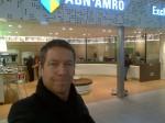 Bij de ABN Amro om mijn euro's om te ruilen voor Australische dollars! Goed om iets terug te doen via commissie, na de steun van ABN Amro om de finales van de www.ouatt.nl te organiseren tijdens het ABN Amro World Tennis Tournament in Ahoy Rotterdam!