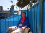 Na bijna 3 weken in Australië moet ik creatief zijn om me tegen de zon te beschermen