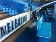 Sven Groeneveld @ Australian Open